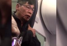 Uçaktan Zorla Atılan Adam İle Havayolu Şirketi Uzlaşma Sağladı !