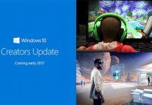 Windows 10 Son Güncellemesi Olan Creators İndirilmeye Hazır !