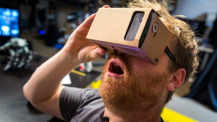Google Tarayıcısına VR Sanal Gerçeklik Özelliği Getiriyor