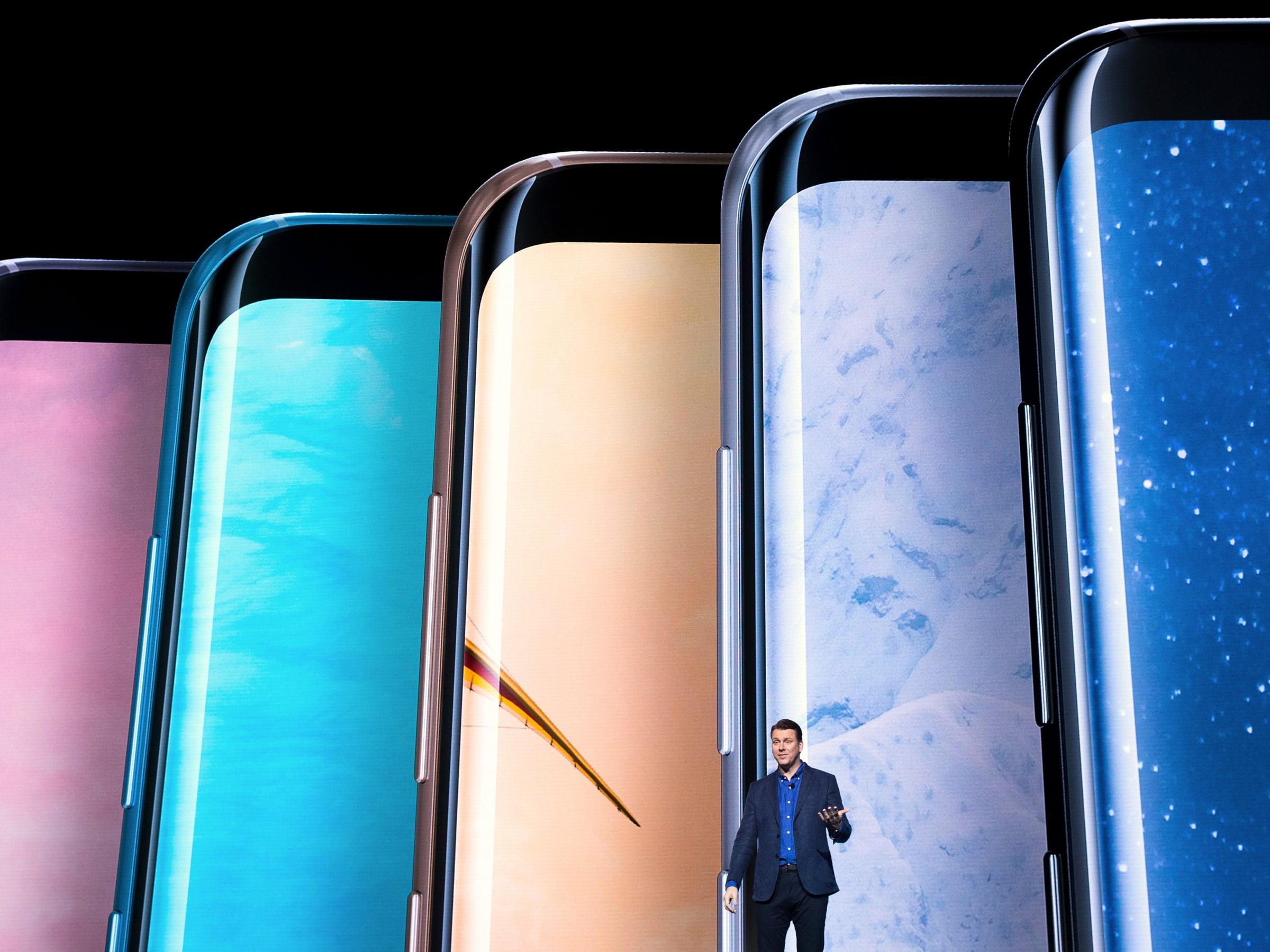 iphone copyed galaxs8