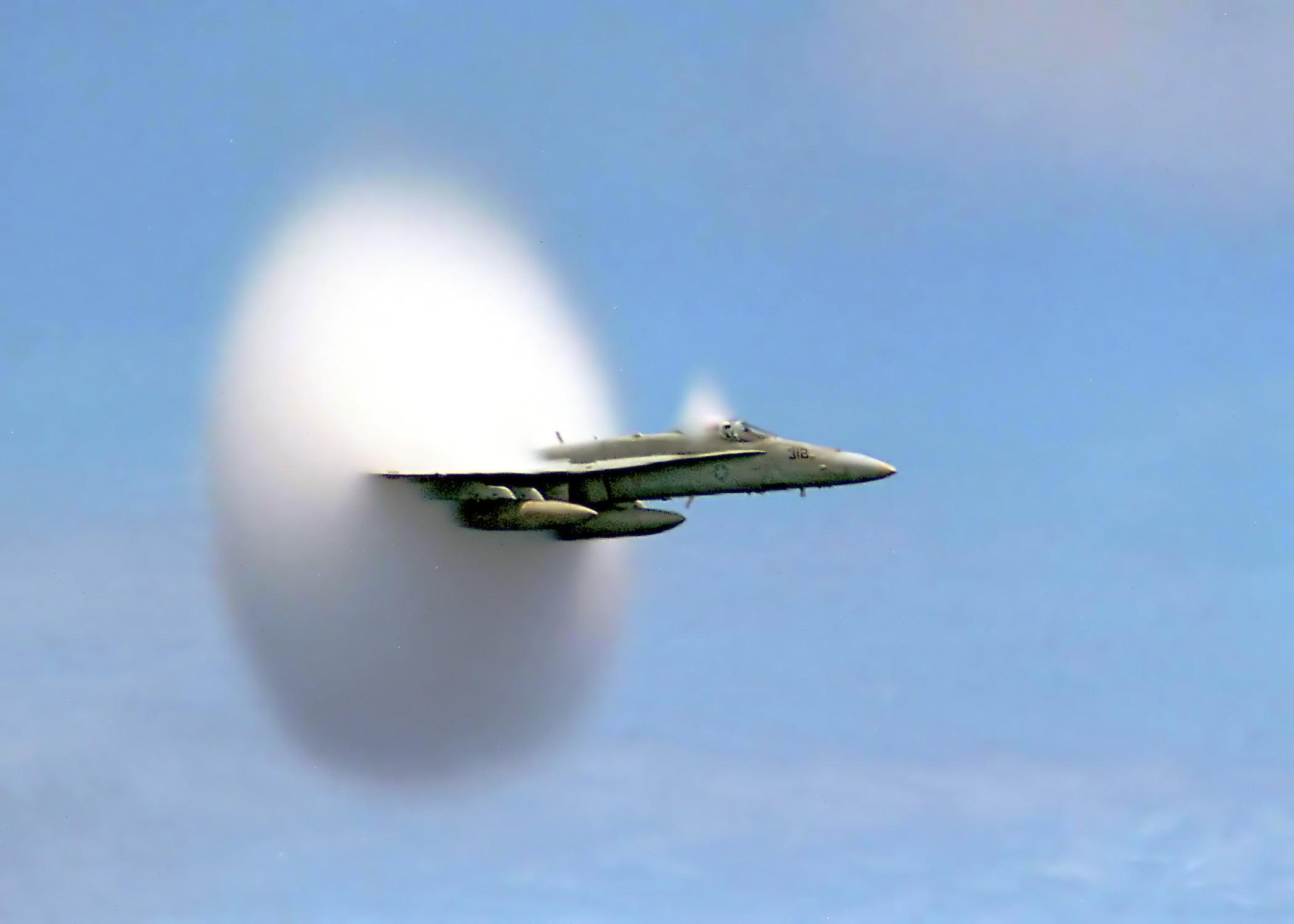 Supersonic Jet Yolcu Uçağı 2020'de karşınızda