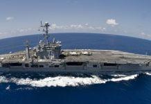 Japonya, ABD savaş gemisini korumak için büyük savaş gemisi gönderdi