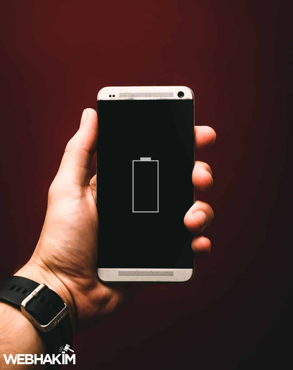 Telefon Pil Ömrünü Uzatma