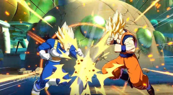 Dragon-Ball-Fighter-Z,-hem-Anime-hem-de-bir-Dövüş-Oyunu-1