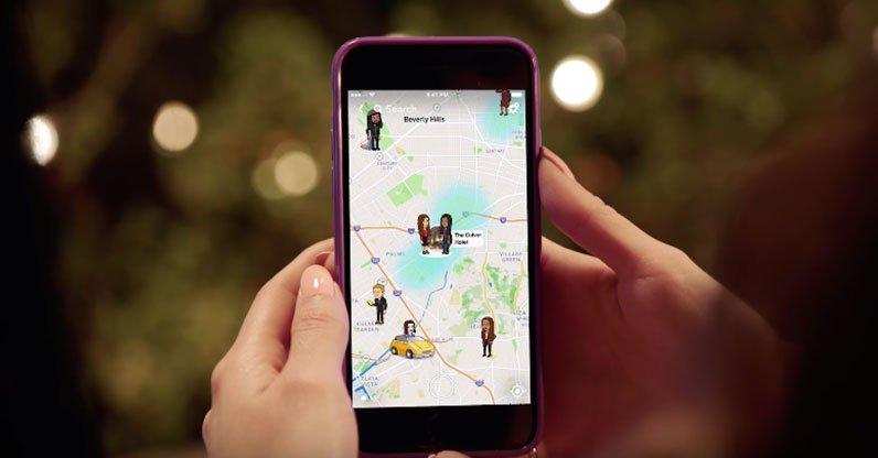 Snapchat'in-Yeni-'Snap-Haritası'-Konumunuzu-Arkadaşlarınızla-Paylaşmanızı-Sağlayacak-1