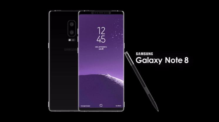 galaxy note 8 fiyat