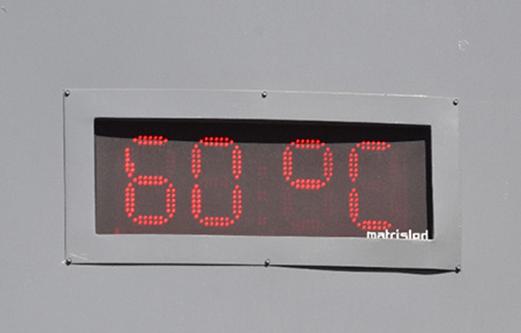 En Yüksek Sıcaklık