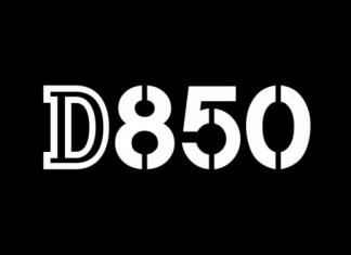 d850 dslr