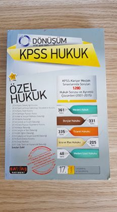 Kpss A En İyi Kaynaklar