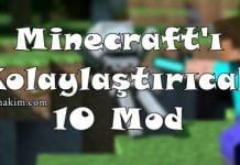 minecraft modları indir