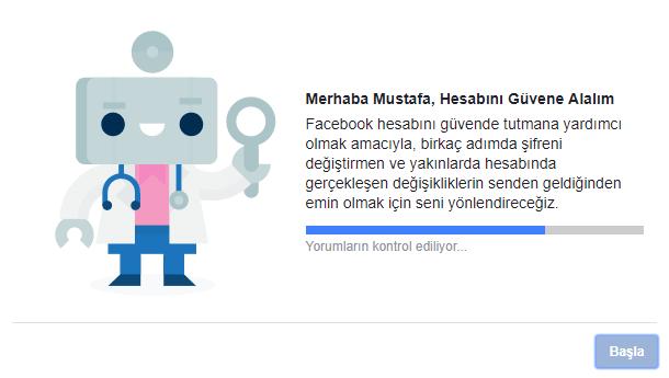 Facebook Hesabım Çalındı