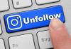 instagram toplu takip bırakma