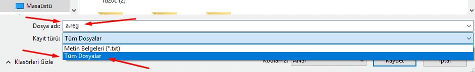 Windows 10 yazı tipi değiştirme