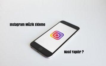 instagram hikayelerine müzik ekleme