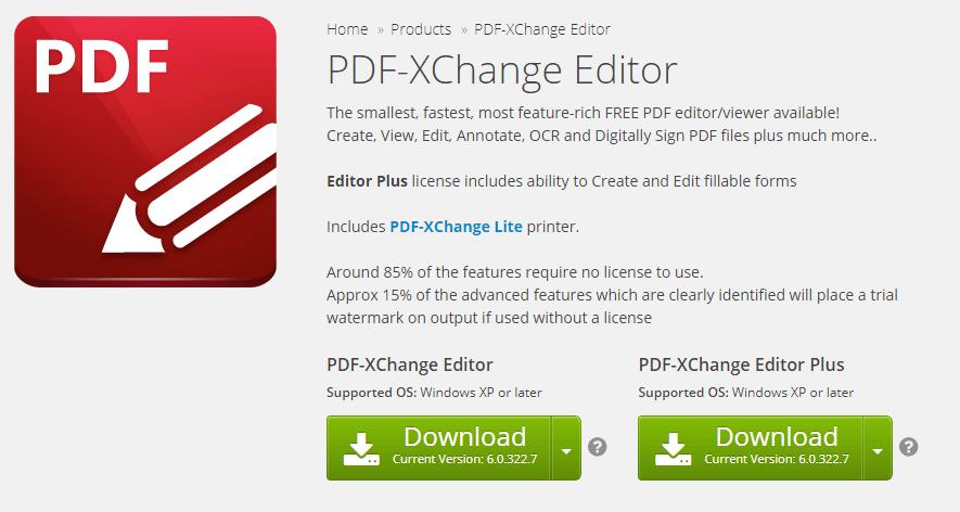 ücretsiz pdf düzenleme