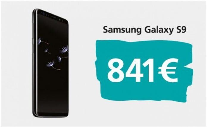 galaxy s9 fiyatı