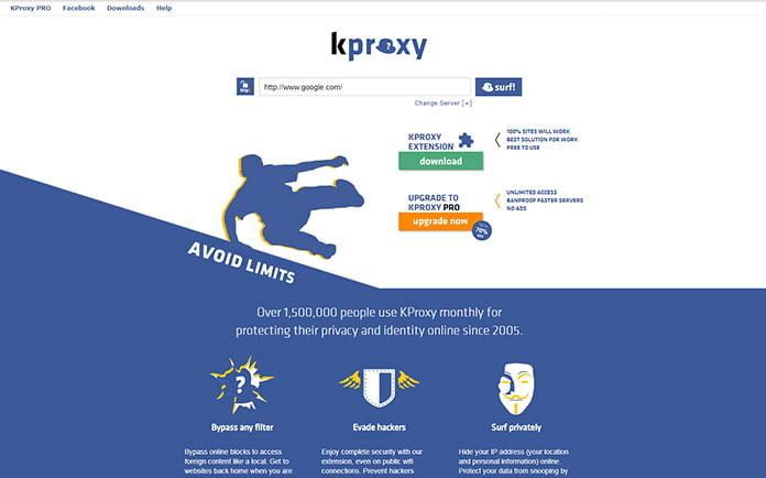 proxy siteleri