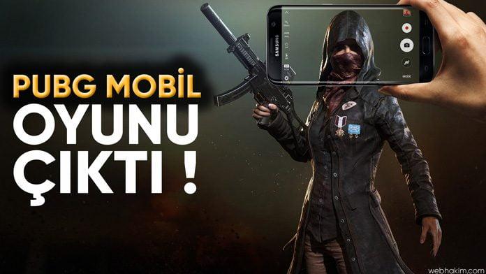 mobil pubg