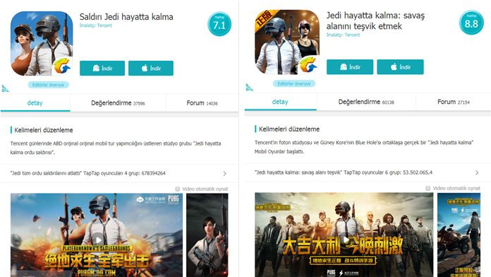 mobil pubg android