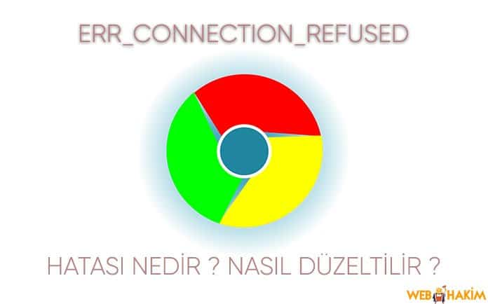 err_connection_refused chrome
