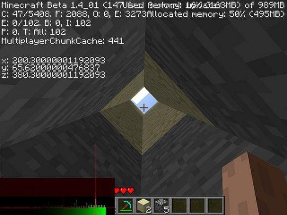 minecraft ev hileleri