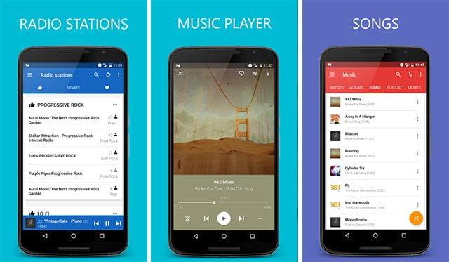 android en iyi müzik çalar 2018
