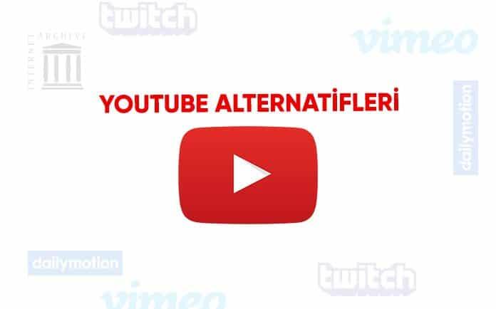 youtube benzeri siteler