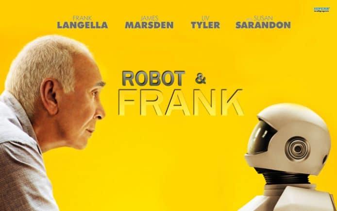 yapay zeka filmleri robot ve frank
