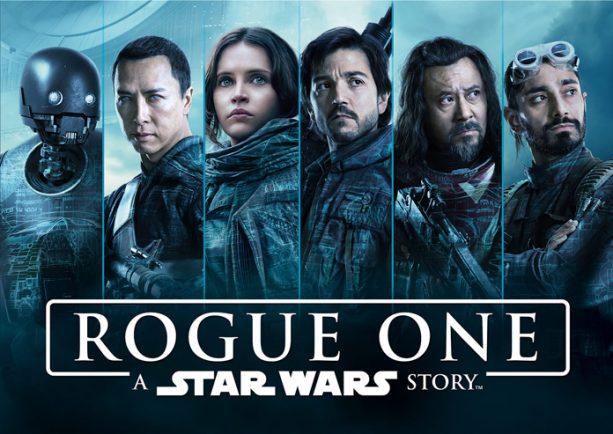 yapay zeka filmleri Rogue One Bir Yıldız Savaşları Hikayesi