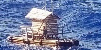Genç Okyanustan 50 Gün Sonra Kurtarıldı