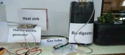 Biyolojik Atıktan Elektrik Üretme