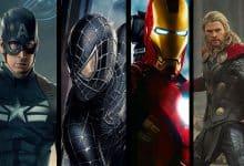 marvel filmleri listesi