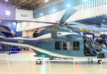 Türkiye'nin özgün helikopteri T625 ilk uçuşunu gerçekleştirdi