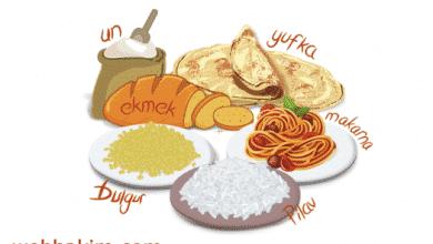 Besinlerin insan vücuduna yararları nelerdir kısaca