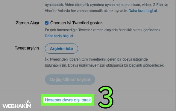 Twitter Dondurma