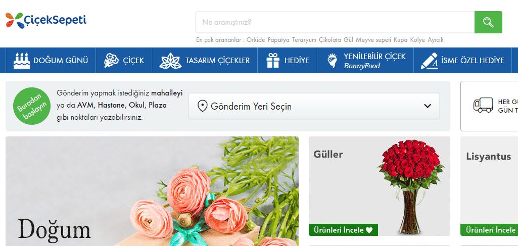 Çiçeksepeti