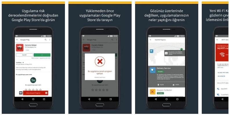 Android için En İyi Virüs Programları