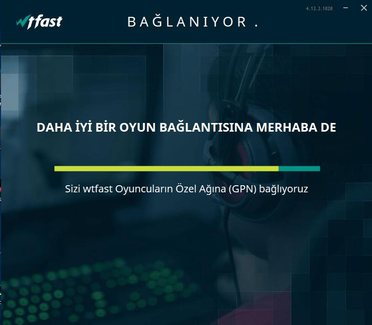 Wtfast ile Oyun için İnternet Hızlandırma