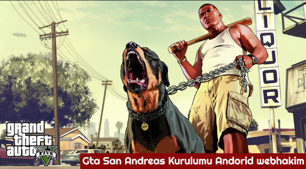 Gta San Andreas Ücretsiz İndir