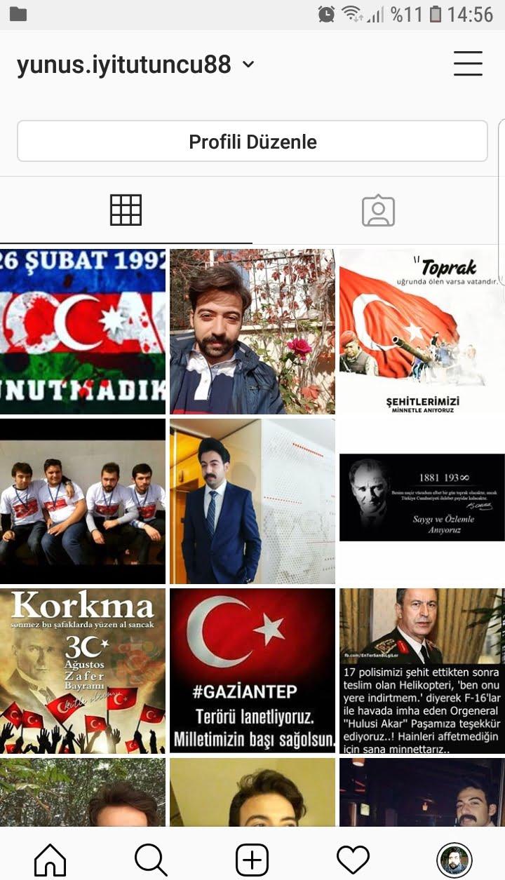 Instagram Fotoğraf Gizleme