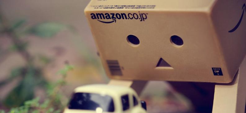 Amazonda Magaza nasi acilir