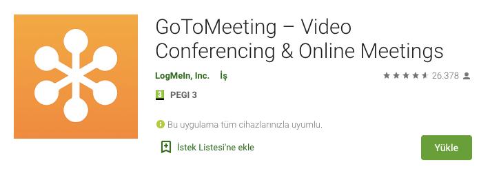 GoToMeeting İNDİR