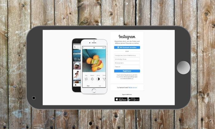 instagram fotoğrafa kişi etiketleme sorunu