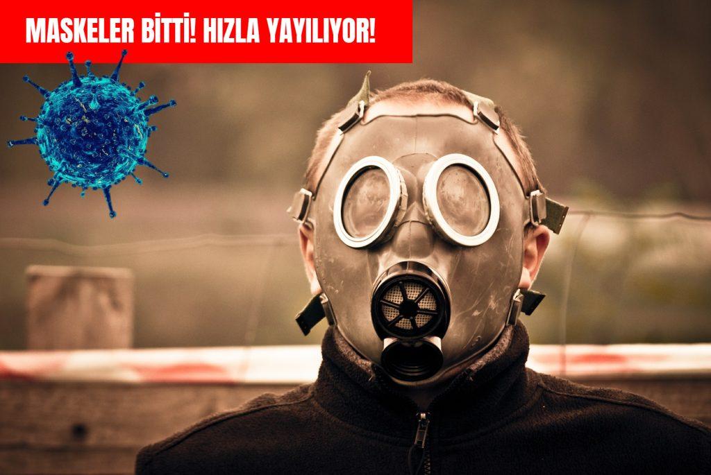 Maskeler Bitti! Koronavirüs Salgını Tahmin Edilemeyecek Hızda Büyüyor!