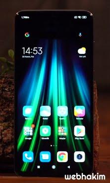 Xiaomi Redmi Note 8 Pro inceleme ekran