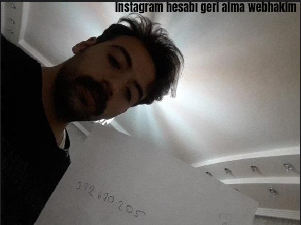 instagram hesabi geri alma webhakim.com