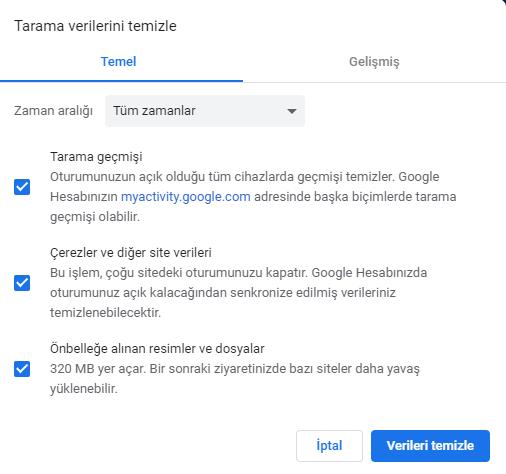 Youtube Açılmıyor