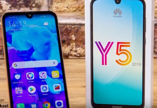 huawei y5 2019 akıllı telefon