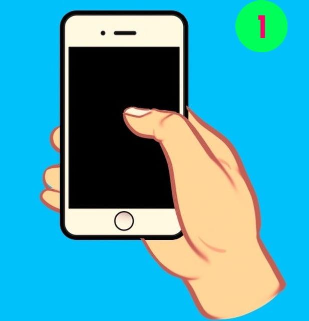 Telefon Tutma Sekliniz Kisiliginiz Hakkinda Bilgi webhakim