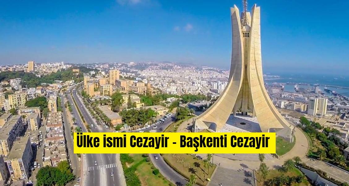 Başkentinin İsmi İle Aynı Olan Ülkeler
